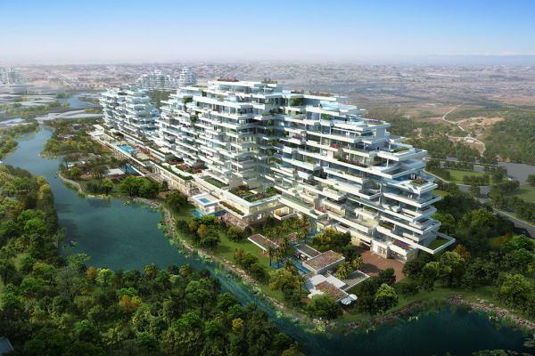 Дубай жилой дом купить квартиру в чикаго недорого